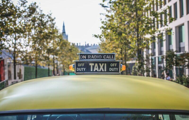 Seguro para Taxi Afirme