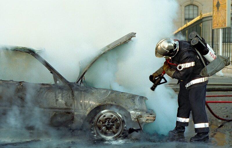 seguro contra incendio de auto